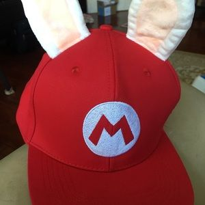 Mario + Rabbids Snapback Hat